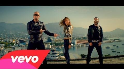 Wisin & Yandel - Follow The Leader ft