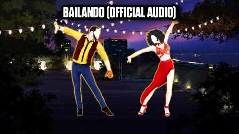 Bailando (Official Audio) - Just Dance Music
