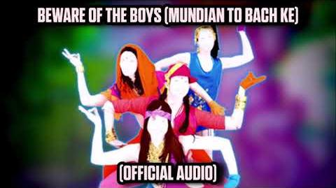 Beware Of The Boys (Mundian To Bach Ke) (Official Audio) - Just Dance Music