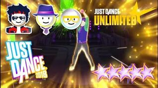 "Just Dance 2018 (Unlimited) ""Moves Like Jagger"" Maroon 5 MEGASTAR 13K"