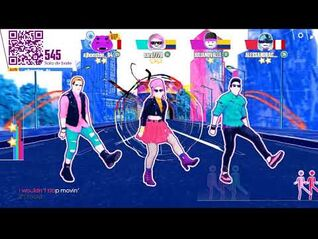 Just Dance Now - Stop Movin' by Royal Republic - Megastar Just Dance 2020