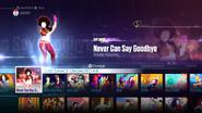 Nevercansay jd2016 menu