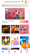 Septemberalt jdnow menu phone 2020