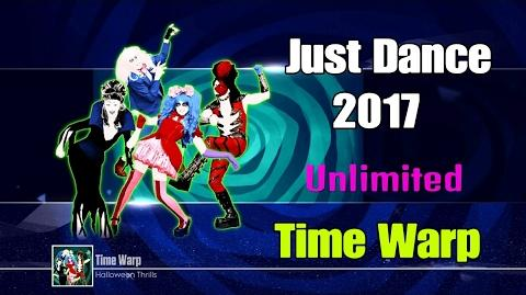 Time Warp - Just Dance 2017