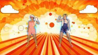 Walking on Sunshine - Just Dance Kids 2014 (No GUI)
