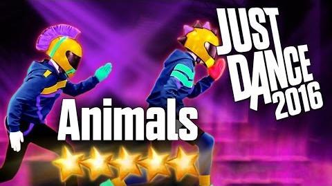 Animals - Martin Garrix Just Dance 2016