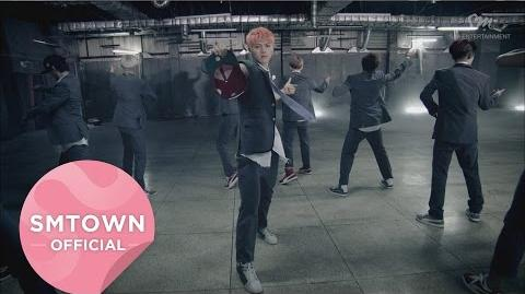 EXO 으르렁 (Growl) Music Video (Chinese ver