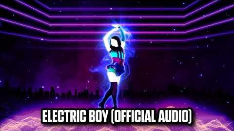 Electric Boy (Official Audio) - Just Dance Music