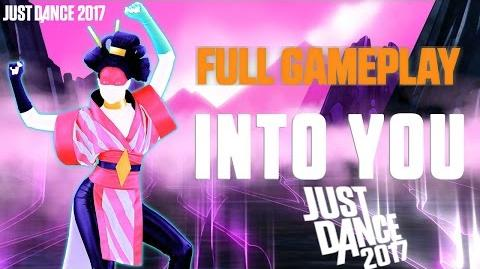 Just Dance 2017 - Into You - BGS Full Gameplay