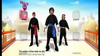 Kung Fu Fighting - Just Dance Kids