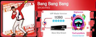 Bang2019VIP Mico617Score