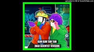 MC Fioti, Future, J Balvin, Stefflon Don, & Juan Magán - Bum Bum Tam Tam (Mad Scientist Version)