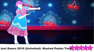 Mashed Potato Time - Just Dance 2019