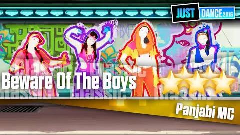 Beware Of The Boys (Mundian To Bach Ke) - Panjabi MC Just Dance Unlimited