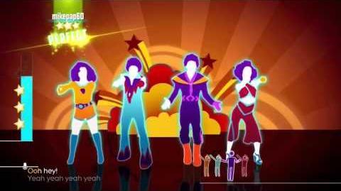 Boogie Wonderland - Just Dance 2016