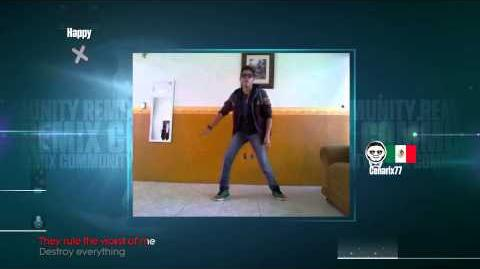 FULL GAMEPLAY! (Community Remix) Love Me Again - John Newman Just Dance 2015