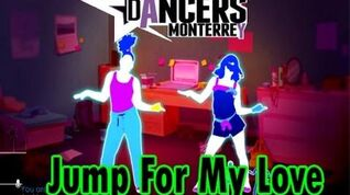 Jump (For My Love) - Just Dance 2017