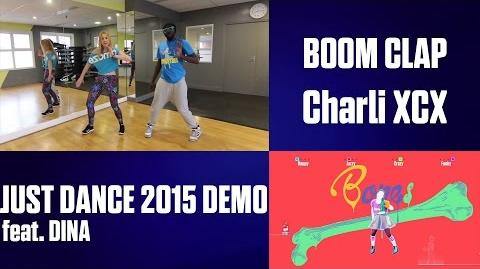 Just Dance 2015 - Boom Clap (DLC) - Exclusive demo!