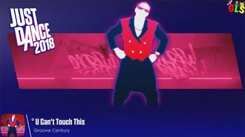 Just Dance 2018 - U Can't Touch This