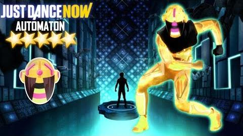 Just Dance Now!-Automaton-5 Stars
