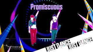 Just Dance Unlimited - Promiscuous