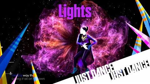 Lights - Just Dance 2016