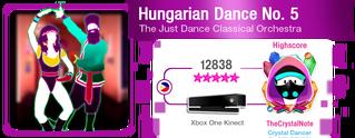 HungarianDance M617Score