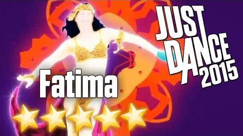 Just Dance 2015 - Fatima - 5 stars
