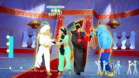 Prince Ali - Just Dance 2017