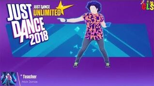 Teacher - Just Dance 2018