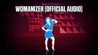 Womanizer (Official Audio) - Just Dance Music