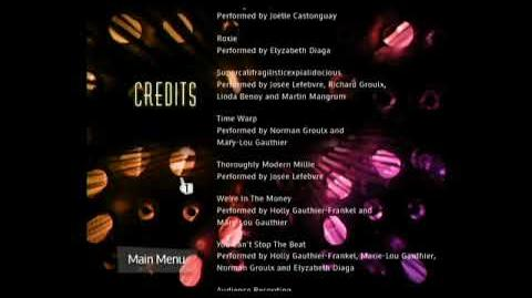 Dance on Broadway Intro and Credits