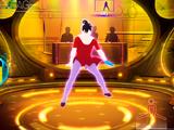 Just Dance Machine/Gymnastics