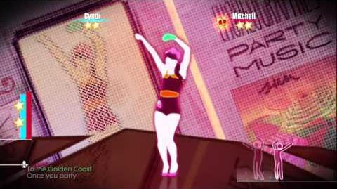 Just Dance 2016 5 Stars Katy Perry FT Snoop Dogg California Gurls