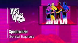 Spectronizer - Just Dance 2016 (7th-Gen)