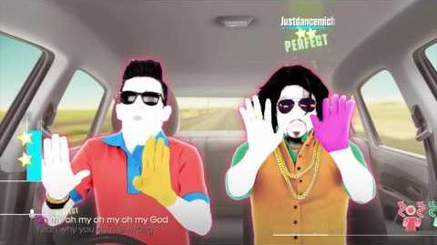 Teacher (Car Version) - Just Dance 2017