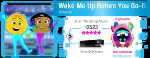WakeMeUpAlt M617Score