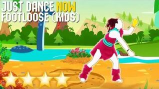 Just Dance Now - Footloose 4 stars