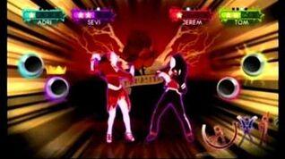 Latino Sunset Mamasita just dance 3 HQ WII