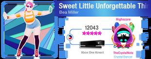 SweetLittle M617Score
