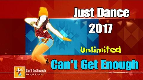 Can't Get Enough - Just Dance 2017