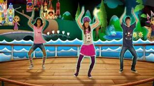 It's A Small World - Just Dance Disney Party (No GUI)