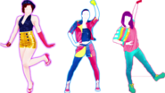 JustDance4ExclusivesWiiUOnly!