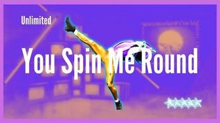 Just Dance 2019 (Unlimited) You Spin Me Round (Like A Record)