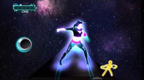 Just Dance 3 I Feel Love - Donna Summer
