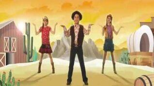 Just Dance Kids 2 Hokey Pokey Wii Rip