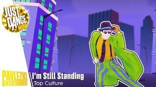Just Dance Now - I'm Still Standing 5 Stars