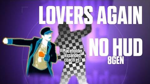 Lovers Again - Just Dance Wii 2 (No GUI)
