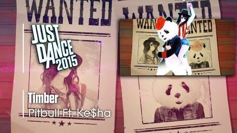 Timber - Just Dance 2015