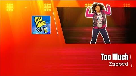 Too Much - Just Dance Disney Party 2